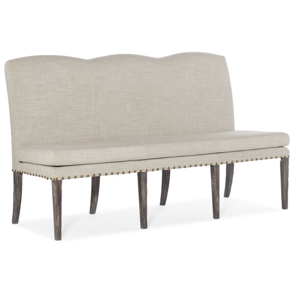 Beaumont Upholstered Dining Bench by Hooker Furniture