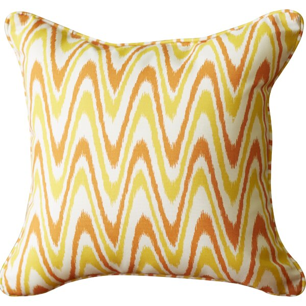 Merauke Indoor/Outdoor Throw Pillow (Set of 2) by Latitude Run