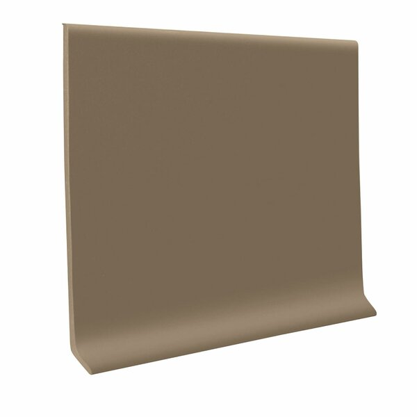 0.13 x 1440 x 4 Cove Molding in Fig by ROPPE