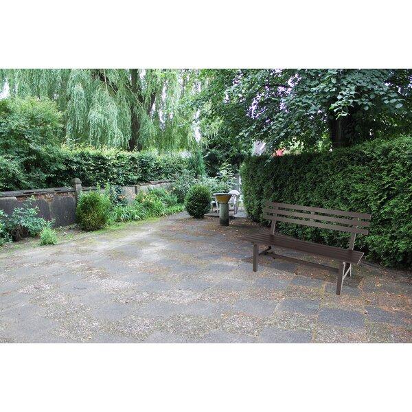 Holmes Aluminum Garden Bench by Woodard Woodard