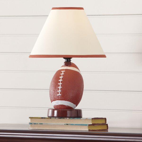 Kickoff Time 13.5'' Table Lamp by Birch Lane Kids�