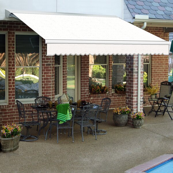 Destin Retractable Patio Awning by Awntech