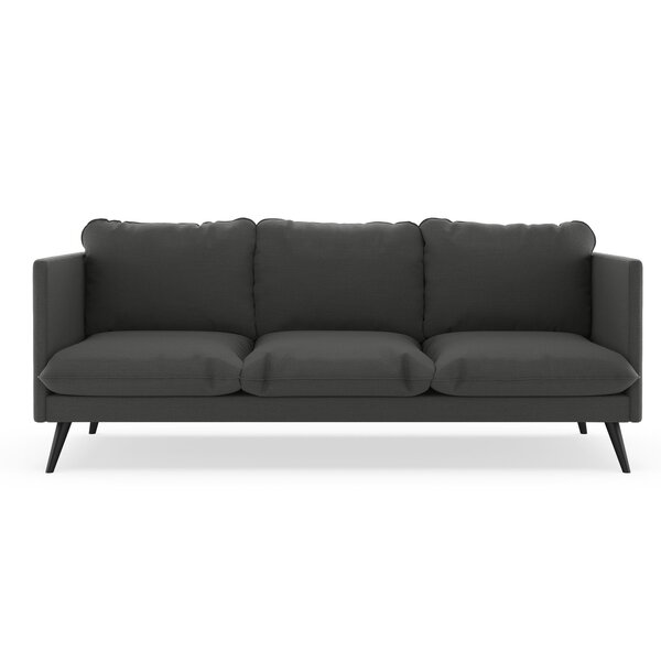 Review Covertt Oxford Weave Sofa