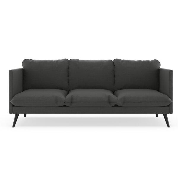 Covertt Oxford Weave Sofa By Corrigan Studio