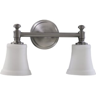 Buy luxury Opal 2-Light Vanity Light By Quorum