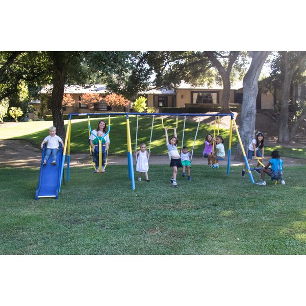 Super 10 Me and My Toddler Swing Set by Sportspower