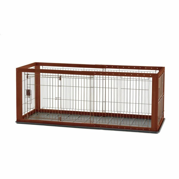 Expandable Pet Crate by Richell