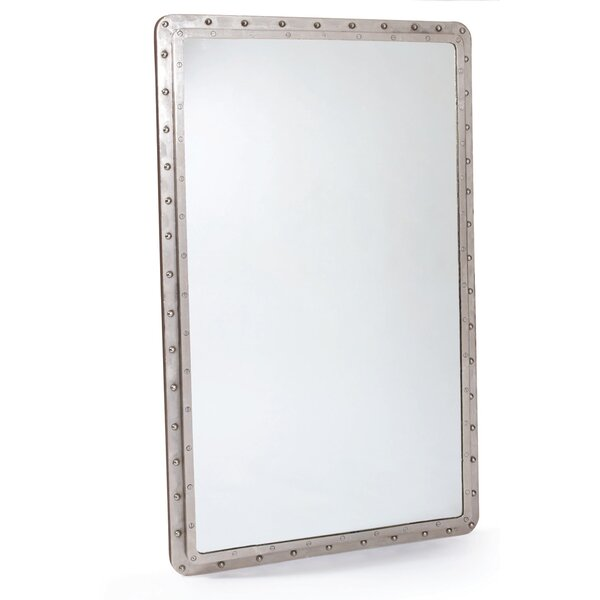 Polished Finish Accent Mirror by 17 Stories