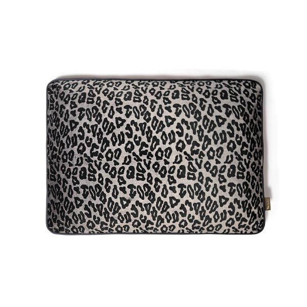 Safari Serengeti Animal Print Rectangular Pet Bed by P.L.A.Y.