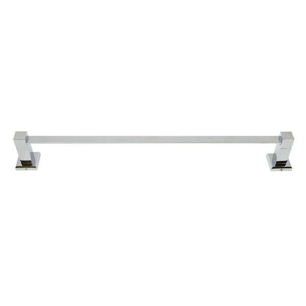 Roma 24 Wall Mounted Towel Bar by Italia