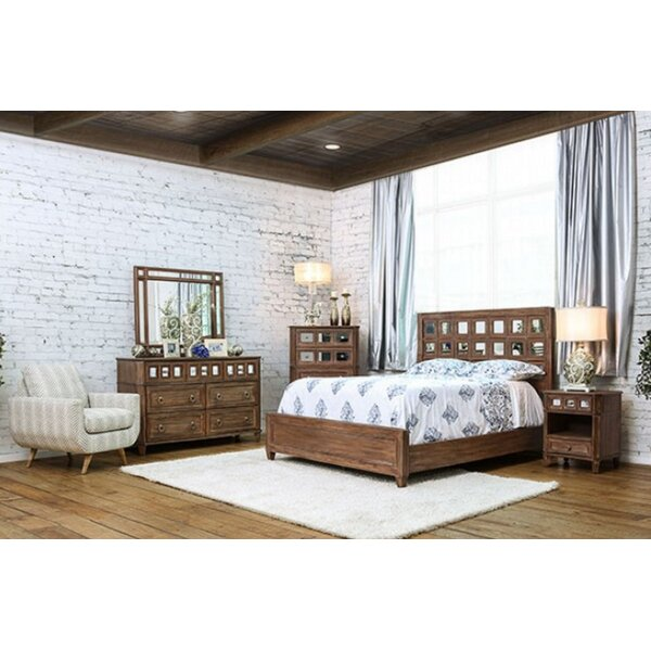 Lia Platform Configurable Bedroom Set by A&J Homes Studio