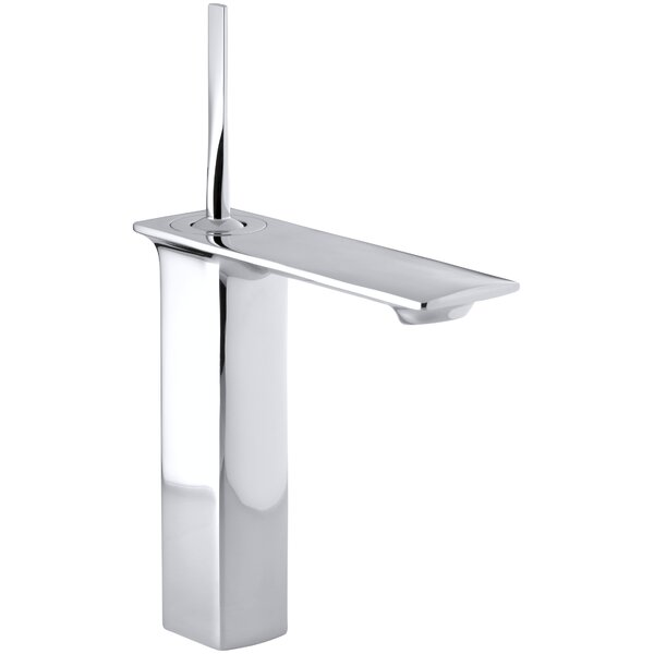 Stance Tall Single-Hole Bathroom Sink Faucet by Kohler