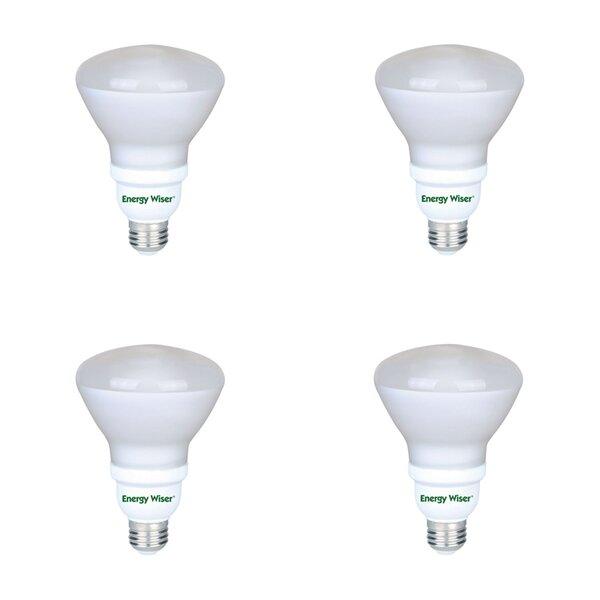 E26 CFL Spotlight Light Bulb (Set of 4) by Bulbrite Industries