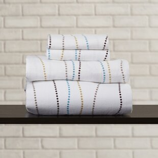 Compare prices Vercher Deep Pocket Flannel Cotton Sheet Set By Brayden Studio