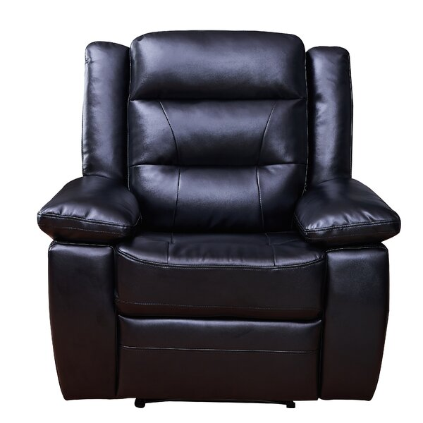 Glenbrook Manual Rocker Recliner by Red Barrel Studio