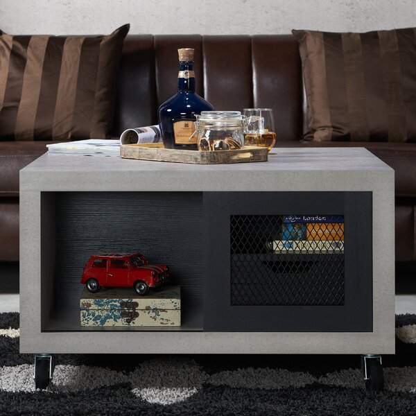 Desantiago Coffee Table by Brayden Studio