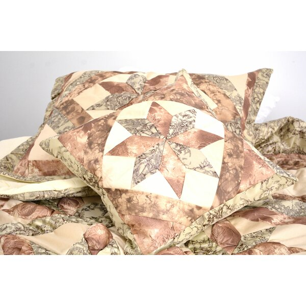 Angèle Star Crossed Reversible Comforter Set by August Grove