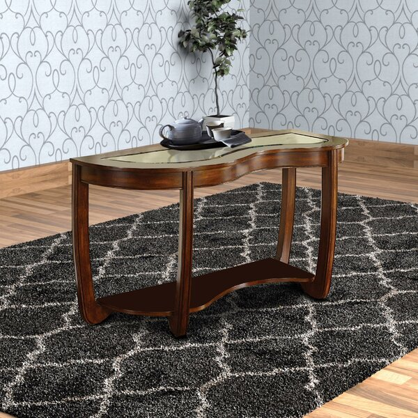 Review DeCoursey Console Table