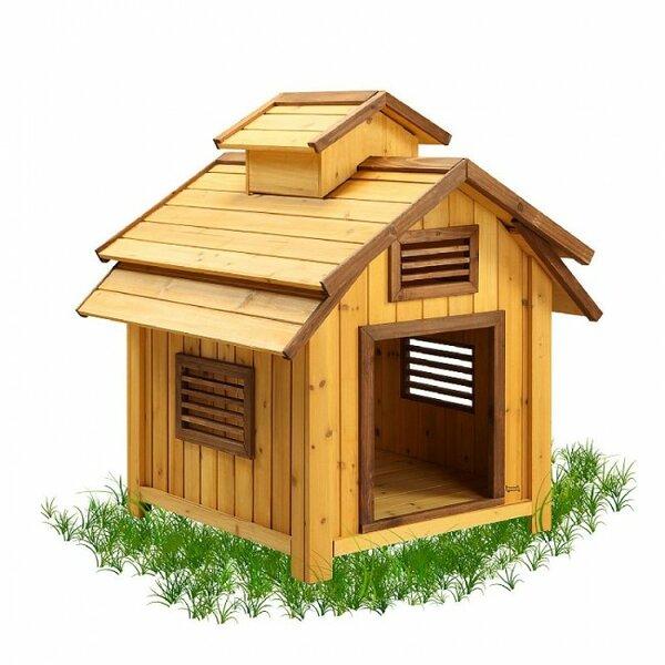 Dollie Bird Dog House by Tucker Murphy Pet