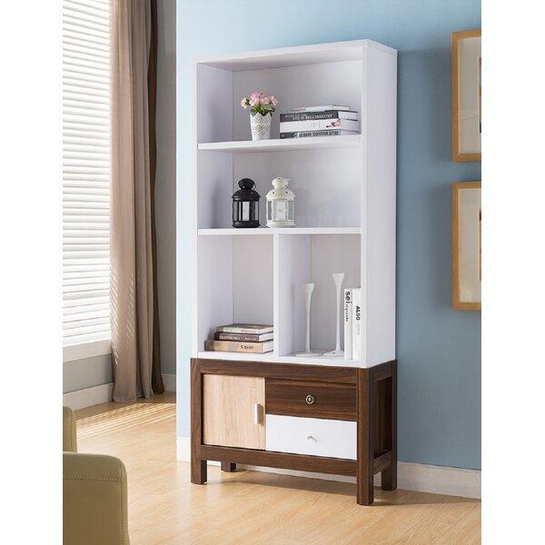 Andreita Standard Bookcase By Latitude Run
