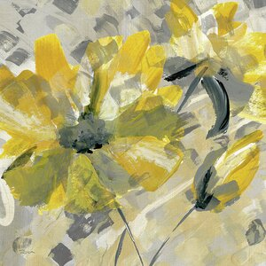 'Buttercup I' Painting Print by Red Barrel Studio