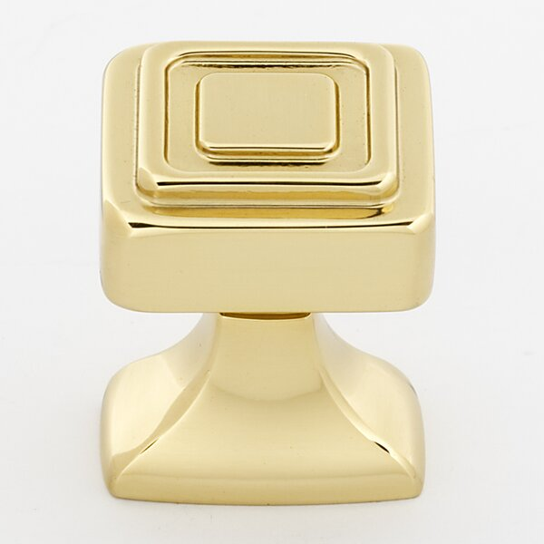 Square Knob by Alno Inc