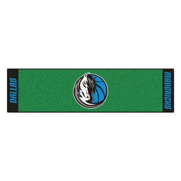 NBA - Dallas Mavericks Putting Green Doormat by FANMATS