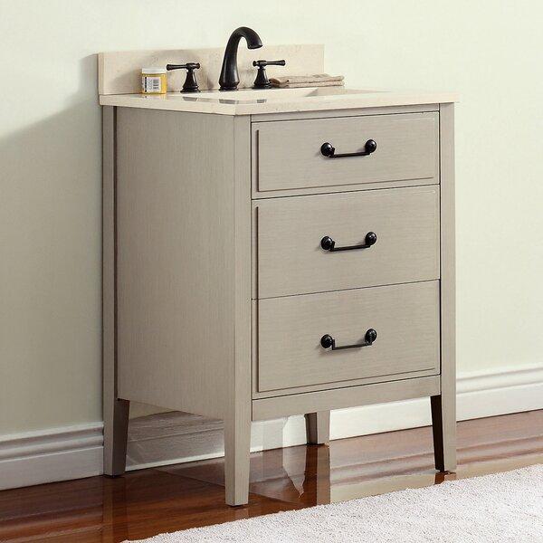 Tharp 25 Single Modern Bathroom Vanity Set