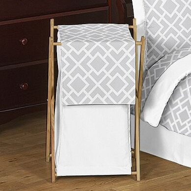 Diamond Laundry Hamper by Sweet Jojo Designs