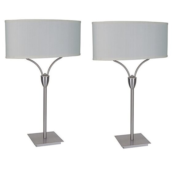 Danyale 28 Table Lamp (Set of 2) by Latitude Run