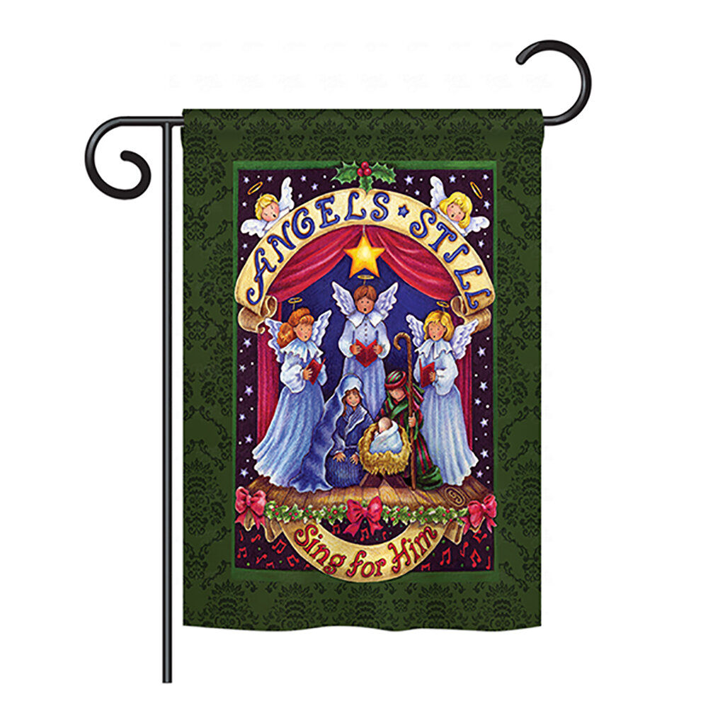 Three Kings Gifts 2 Sided Polyester House Flag