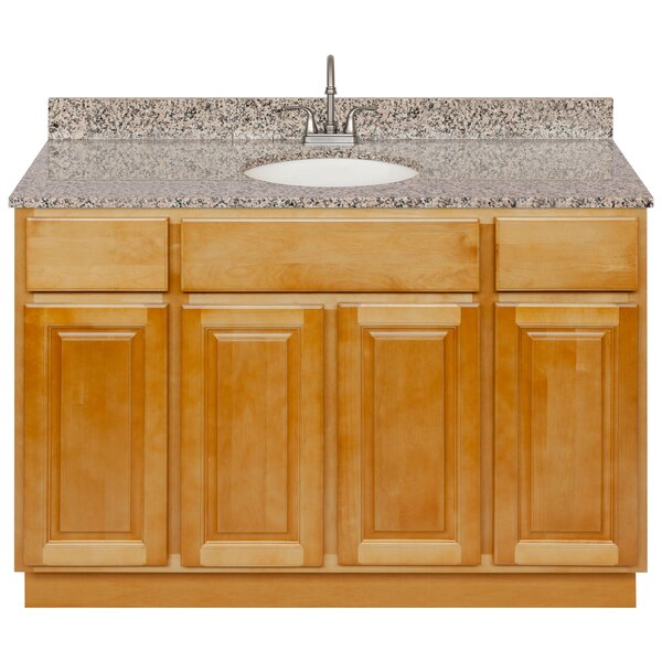 Leatherhead 48 Single Bathroom Vanity Set by Charlton Home