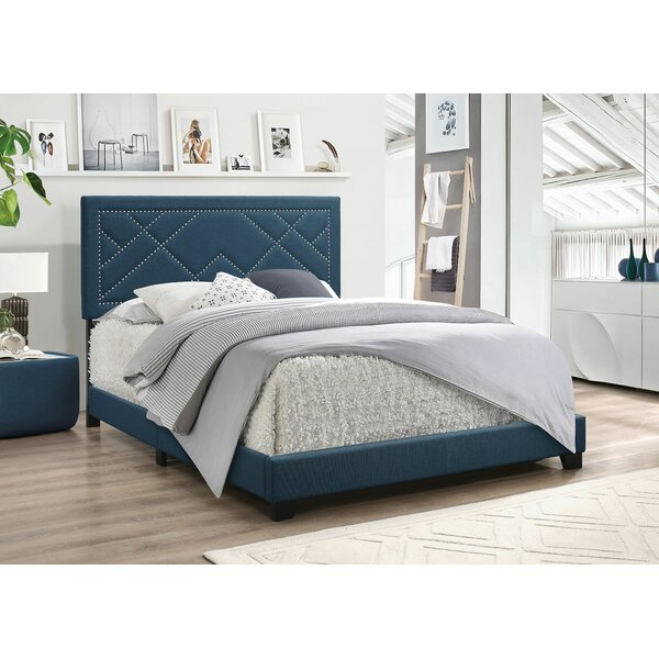Tomita Upholstered Standard Bed By Mercer41 by Mercer41 Today Sale Only