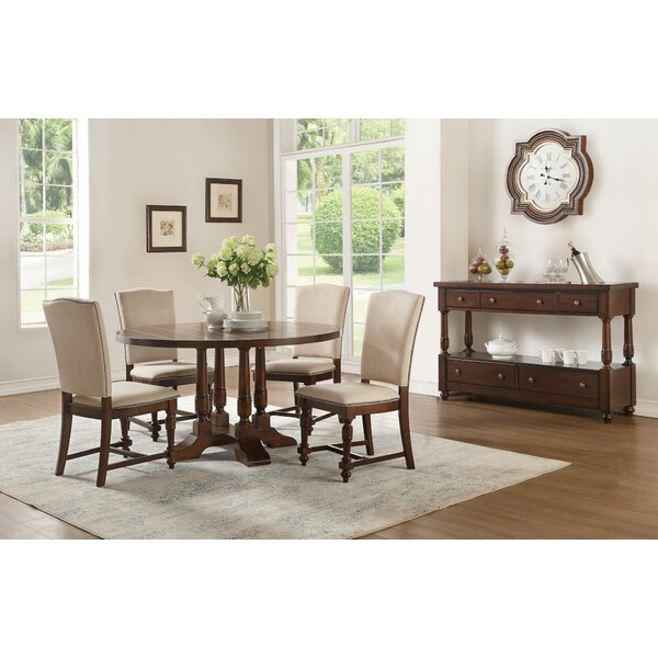 Padula 5 Pieces Dining Set by Charlton Home