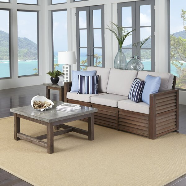 Hollo 3 Piece Living Room Set by Bay Isle Home