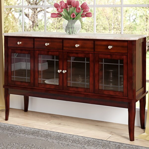 Swenson Buffet Table by Darby Home Co Darby Home Co