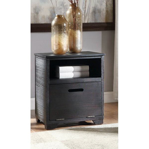 Jose End Table with Storage by Gracie Oaks Gracie Oaks