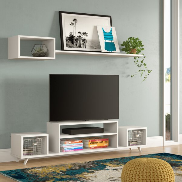 Mosquera 71 TV Stand by Wrought Studio