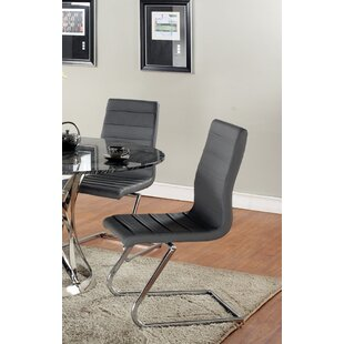Elkin High Back Side Chair (Set Of 2)
