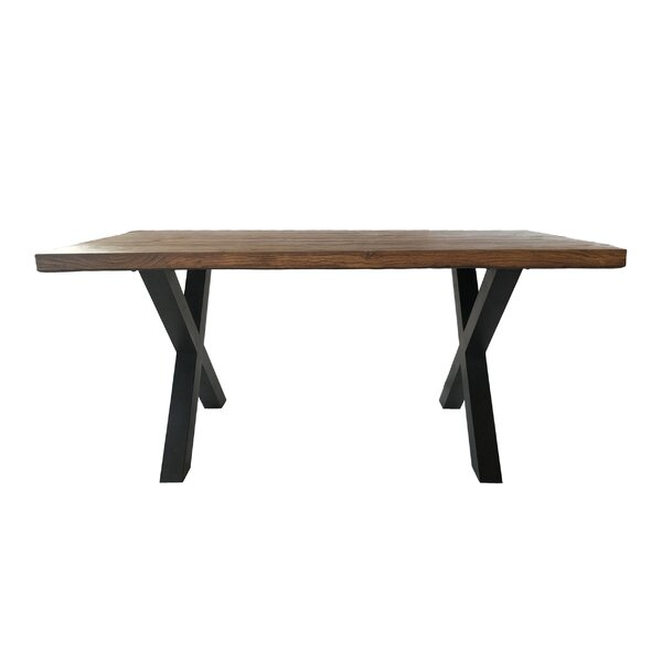 Delanie Dining Table by Gracie Oaks
