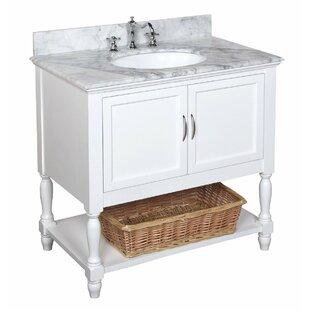 Beverly 36 Single Bathroom Vanity Set ByKitchen Bath Collection