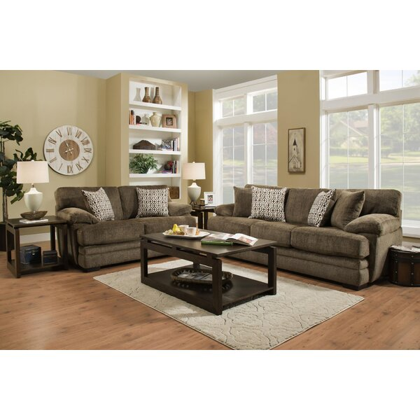 Belchertown Loveseat By Charlton Home Best #1