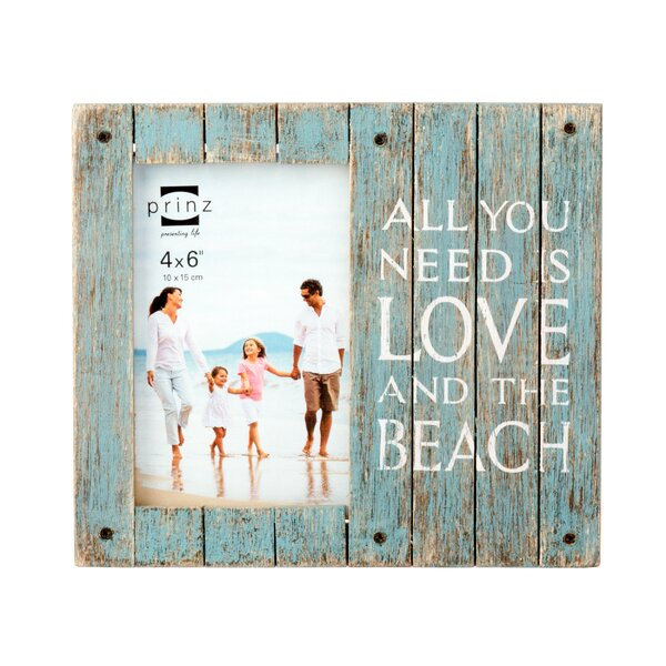 Homestead Wood Plank Picture Frame by Prinz