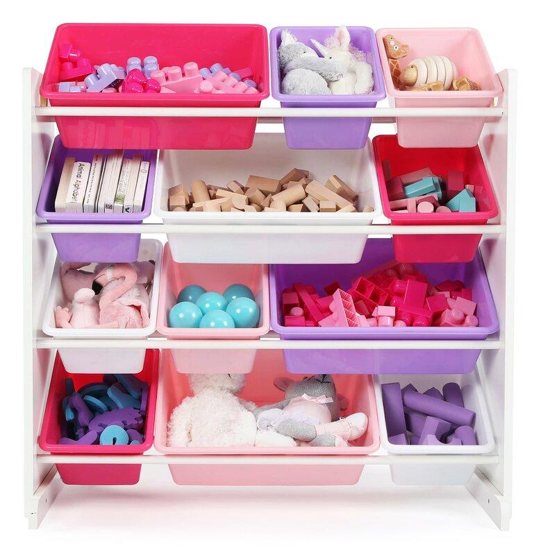 Tot Tutors Kid Toy Storage Organizer & Reviews | Wayfair