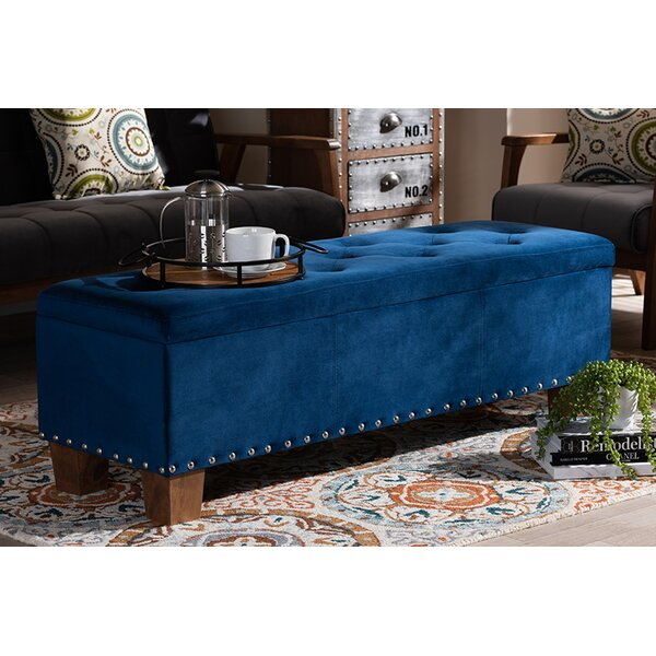 Gaynell Tufted Storage Ottoman by Red Barrel Studio