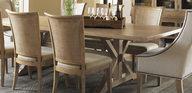 How To Choose The Right Size Dining Chairs Wayfair - How big is a dining room table