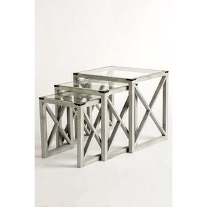 Emma 3 Piece Nesting Tables by Statements by J