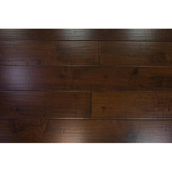 Barcelona 7-1/2 Engineered Maple Hardwood Flooring in Boardwalk by Branton Flooring Collection
