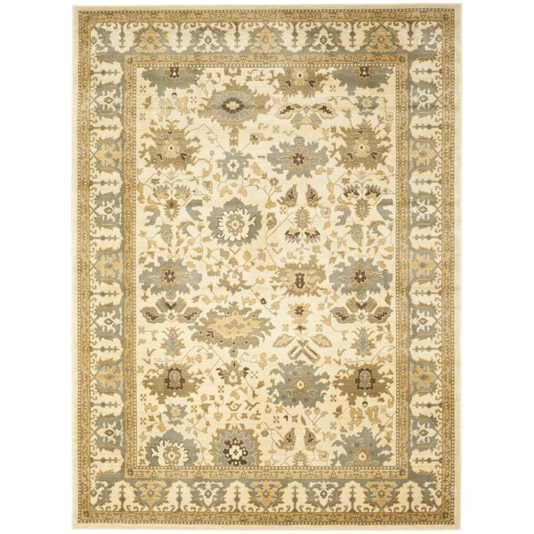 Nellwyn Cream Area Rug by Lauren Ralph Lauren