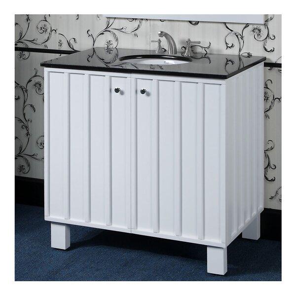 IN 31 Series 36 Single Sink Bathroom Vanity Set by InFurniture